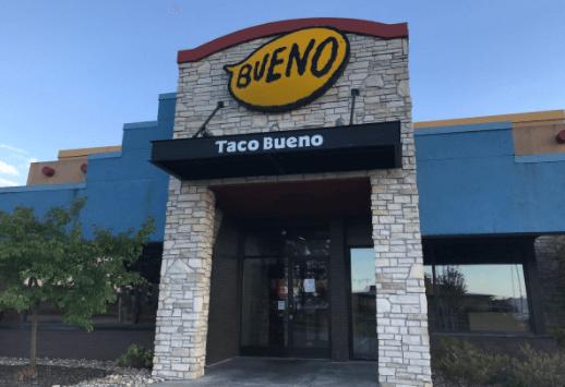 taco bueno survey- location